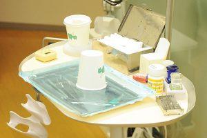 滅菌した治療器具