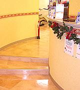 横浜ビジネスパーク歯科クリニック院内